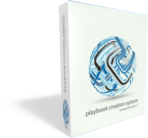 playbook creation system